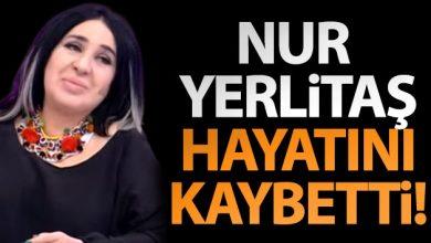 Photo of Ünlü Modacı Nur Yerlitaş Hayatını Kaybetti