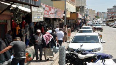 Photo of Akçakale'de kısıtlama sonrası insanlar sokağa koştu