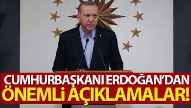 Photo of Erdoğan tarih verdi: Ramazan ayı sonrası çifte bayram yapacağız