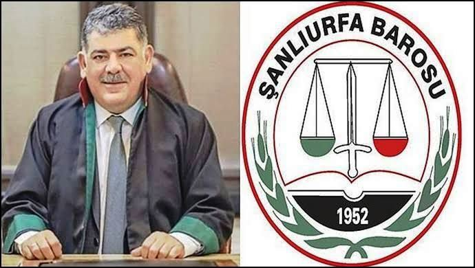 Urfa Barosundan Ankara ve Diyarbakır Barosuna Destek