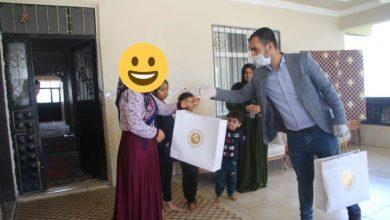 Photo of Harran Belediyesi Öğrencilere Kitap Dağıttı