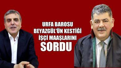 Photo of Urfa Büyükşehir Belediyesi Koronaya Rağmen 1246 işçinin maaşını kesiyor