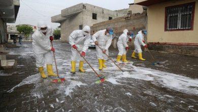 Photo of Eyyübiye'de Dezenfekte Çalışmaları Devam Ediyor