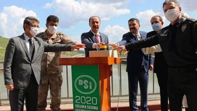 Photo of Ataturk barajı'nın kapakları dualarla açıldı