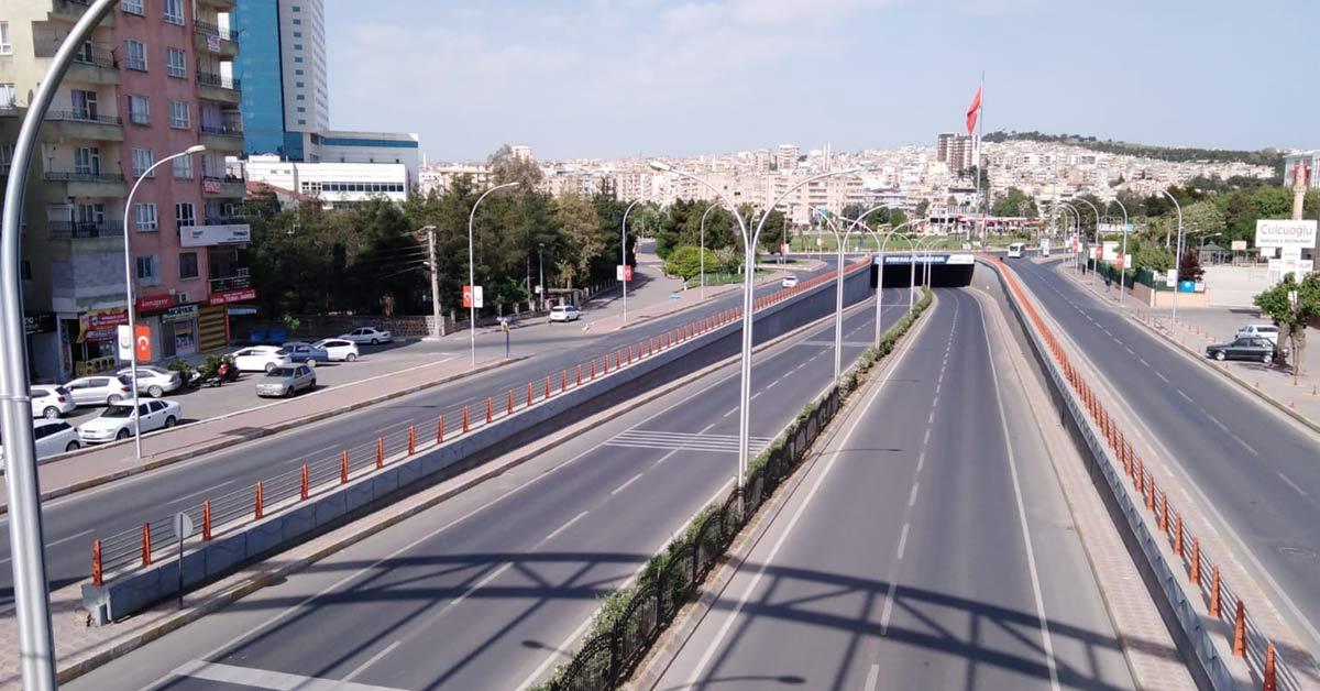 Şanlıurfa Cadde ve Sokaklar