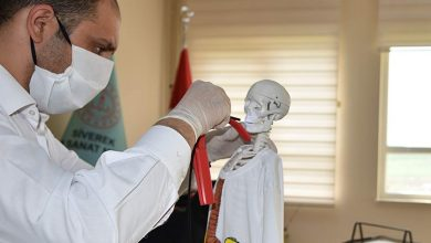 Photo of Siverek'te doktor ile hastanın temasını engelleyecek buluş