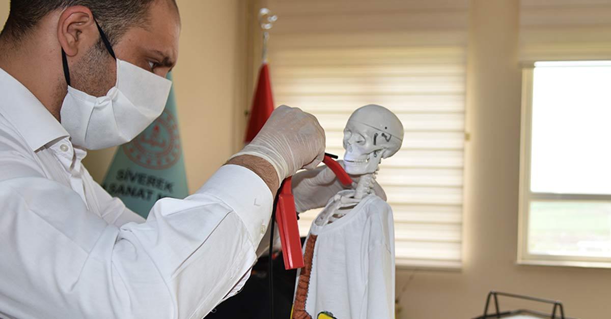 Doktor ile Hasta Temasına Son