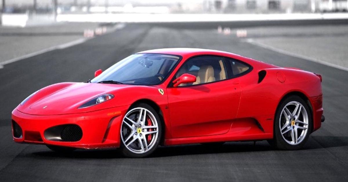 Ferrari Sahibi Yardım Başvurusunda Bulundu
