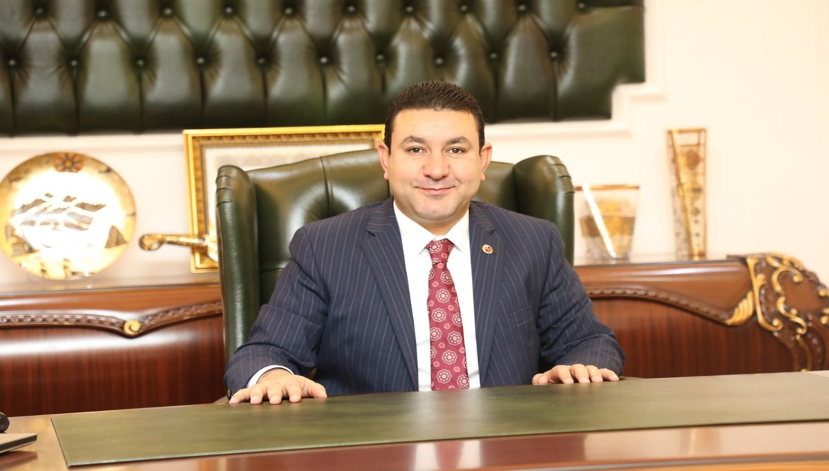 Başkan Özyavuz'un 23 Nisan Mesajı