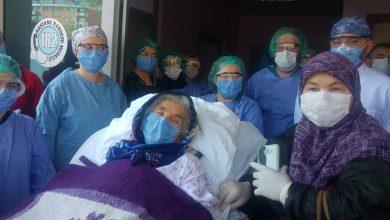 Photo of 92 Yaşında Korona Virüsü Yeni, Hayatını Kaybetti