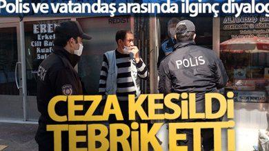 Photo of Polis ile Vatandaş Arasında İlginç Diyalog