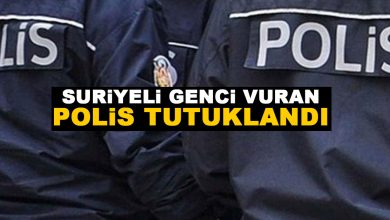 Photo of Suriyeli Genci Vuran Polis Tutuklandı