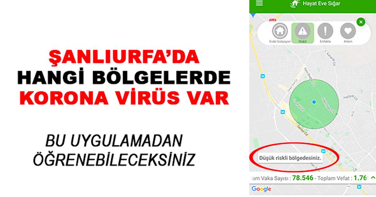 sanliurfa-nin-hangi-bolgelerde-korona-virus-var-bu-uygulama-ile-ogrenebileceksiniz