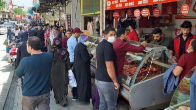 Photo of Şanlıurfa'da Onlarca İnsan Sakatat Kuyruğuna Girdi