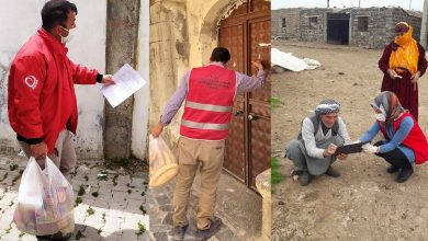 Photo of Şanlıurfa'da Ramazanın İlk Gününde 960 Kişiye Vefa