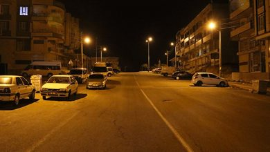 Photo of Şanlıurfa'da Akşam Saatlerinde Ölüm Sessizliği Yaşandı