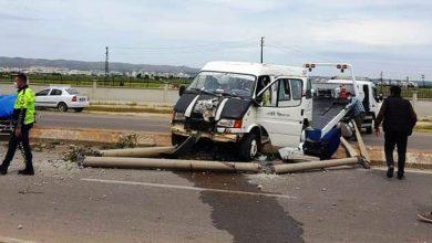 Photo of Şanlıurfa'da Tarım İşçilerini Taşıyan Minibüs Kaza Yaptı