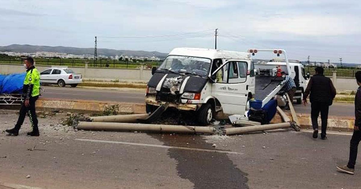 Şanlıurfa'da Tarım İşçileri Kaza Yaptı