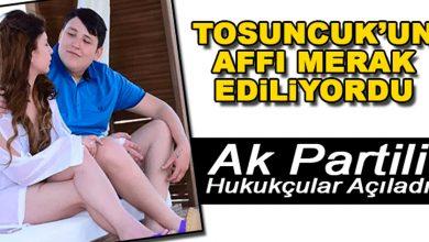 Photo of Ak Partili Hukukçular Açıkladı: Tosuncuk'a İndirim Var Mı?