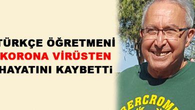 Photo of Türkçe Öğretmeni Korona Virüsten Hayatını Kaybetti