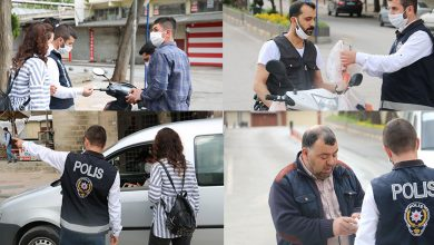 Photo of Şanlıurfa'da Sokağa Çıkanlara 274 Bin TL Ceza Kesildi
