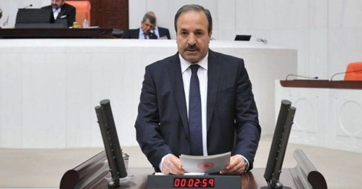 Şanlıurfa Ak Parti Miiletvekili Halil Özcan