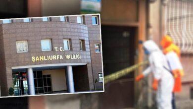 Photo of Urfa'da 1 bina daha karantinaya alındı