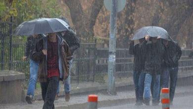 Photo of Meteoroloji Uyardı! Kuvvetli Yağış Geliyor