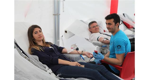 Kan Bağışı Çağrısına Şanlıurfalılardan Tam Destek