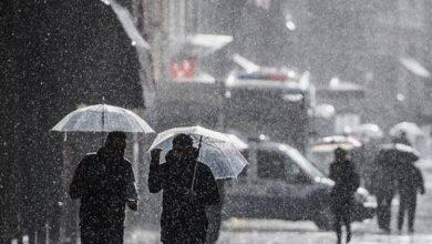 Photo of Meteorolji: Sağanak Yağmur Yurdu Etkisi Altına Alacak