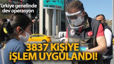 Photo of Kurallara Uymayan 3 Bin 851 Sürücüye Ceza Kesildi