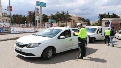 Photo of Şanlıurfa'da Kısıtlama Kurallarına Uymayan 74 Kişiye Ceza