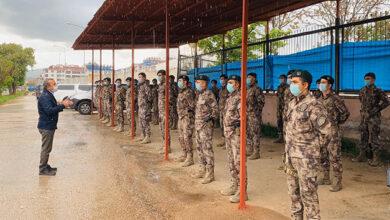 Photo of Sınırın Ötesine Askeri Personel Sevk Edildi