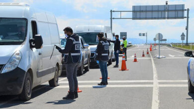 Photo of Urfa'da Seyahat Kısıtlaması 1 Gün Uzatıldı
