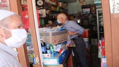 Photo of Urfa'da Kısıtlama Arasında Dükkanına Koştu