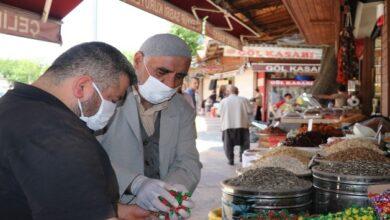 Photo of Urfa'da Yaşlıların Kısıtlama Arası Telaşı