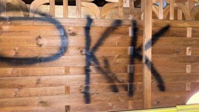 Photo of Terör Örgütü Yandaşlarından Camiye Çirkin Saldırı
