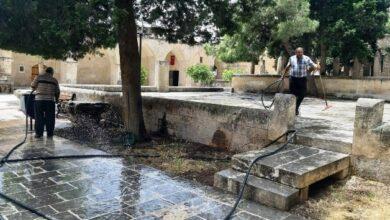 Photo of Şanlıurfa'da Cuma Namazı Hazırlığı