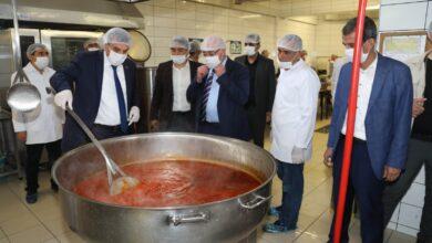 Photo of Büyükşehir'den Birecik'e Gıda Yardım Desteği