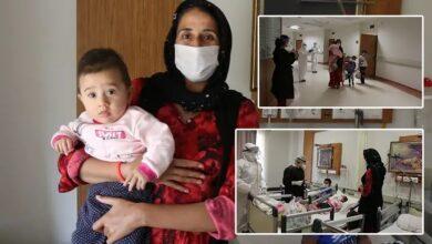 Photo of Urfa'da 5 Aylık Bebek Koronayı Yenmeyi Başardı