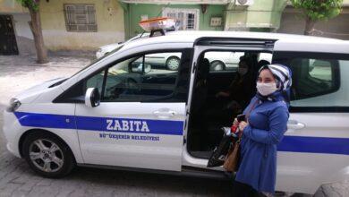 Photo of Urfa Zabıtası Sağlık Çalışanlarını Evlerine Bıraktı