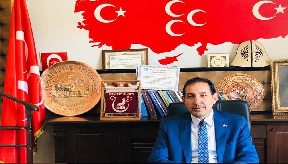 MHP Şanlıurfa İl Başkanlığı