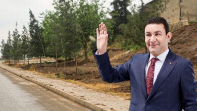 Photo of Başkan Mahmut Özyavuz Sahada