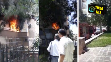 Photo of Urfa'da Yangın Olay Yerine İtfaiye Araçları Sevk Edildi