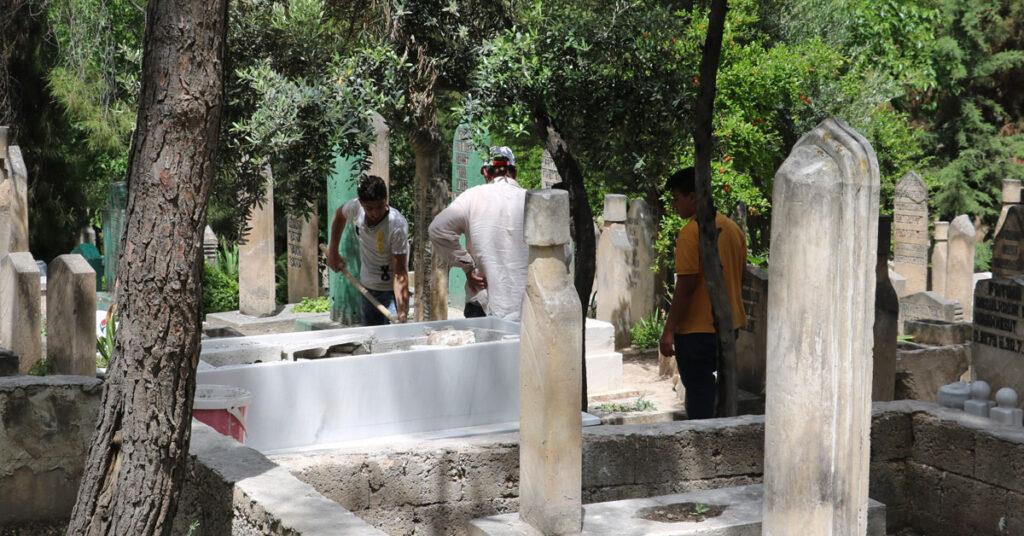 Şanlıurfa Mezarlık