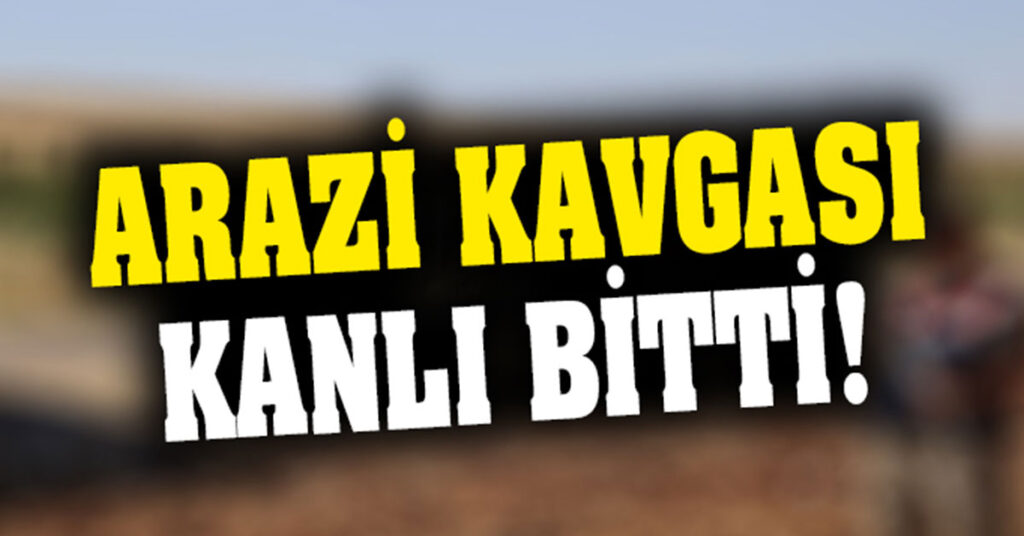 Arazi-Kavgasi