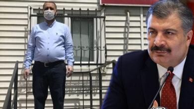 Photo of Bakan Koca, Yanlışlıkla Mahalle Muhtarını Aradı