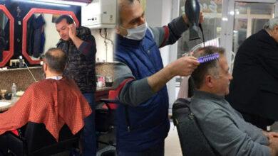 Photo of Urfa'daki Berberlerde Koronavirüs Testi Pozitif Testi Çıkan Oldu Mu