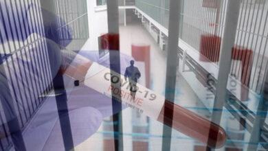 Photo of Cezaevinde 82 korona virüs vakası