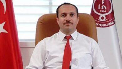Photo of Urfa İl Sağlık Müdürü Erkuş açıkladı